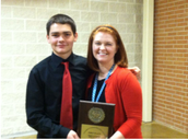 Comal ISD holds their first official UIL Middle School OAP Contest!