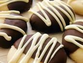 שוקולד חלב ולבן