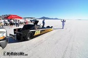 speed week at The Bonneville Salt Flats