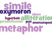 As we learn about figurative language you are going to hunt for examples using the following resources!