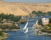 Physical Features of the Nile