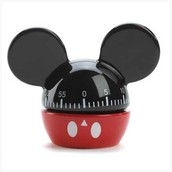 Mickey Mouse timer