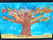 Amazing fall artwork!