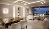 light in homes
