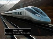Trains That Move At The Speed Of Light