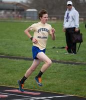 8th grader, Hunter Zartman