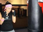 Christina Leora Kickboxing is located at 291 Echo Ave Sound Beach NY