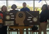 iJAG Students Bring Home Hardware