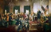 Discussing Constitution