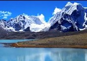 The Himalayan Mountains