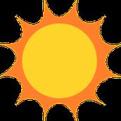 Symbol #1(A Sun)