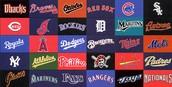 Major League Teams