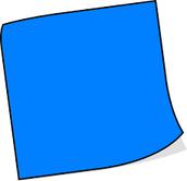 Sticky Note Scale Activity