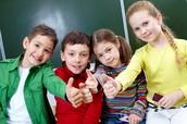 """Le attività proposte """"only English"""",  dipendono dalla età dei bambini"""