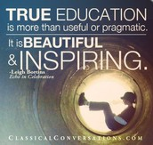 Every child is uniquely and wonderfully made and their education should be, too!