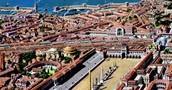 Buildings in Constantinople