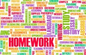 Homework Tips for all grades.
