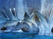 Caves in Patagonia