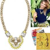 Norah Pendant Necklace