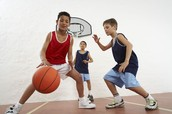 Learn to improve your skills in basketball as we practice skills!