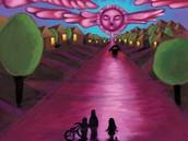 Check out Maya Christina Gonzalez's work!