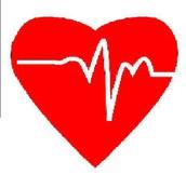 Pretty healthy heart