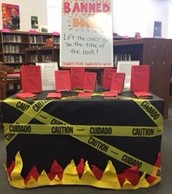 Banned Books Week: Sept. 27- Oct. 3