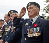 World War Veterans