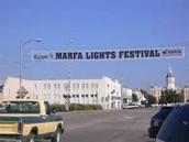 Marfa Light Festival