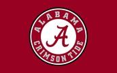 #3 University of Alabama