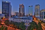 Largest city: Birmingham