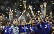 Women world cup champions