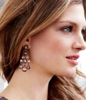 Estate Chandelier Earrings