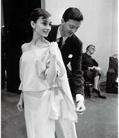 Audrey and Hubert