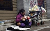 Single Mothers in poverty
