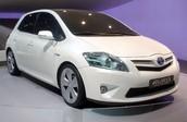 Hybrid Cars!