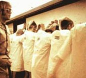 Here's another experiment: Stanford Prison experiment