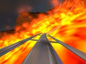 the fire rocket
