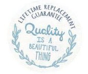 Lifetime Replacement Guarantee