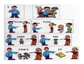 Subjective case pronouns