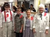 G4 Wax Museum Historic Figures