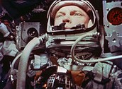The First US Man in Space
