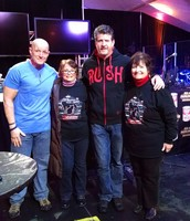 Preston & Steve with Karen & Georgi of Philly Phinz