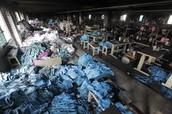 Poor Factory Conditions