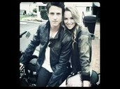 Bridgit and Shane