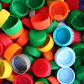 Bottle Caps for Buddy Benches