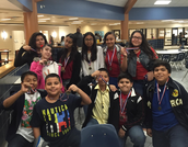 Zan Wesley Holmes Jr. Middle School Participates in Solo and Ensemble Competition
