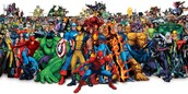 Marvel And D.C.