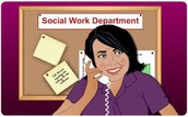 La trabajadora social