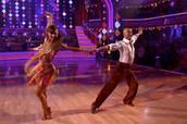 8.  bailar- to dance